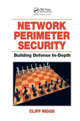 Network Perimeter Security: Building Defense In-Depth-cover