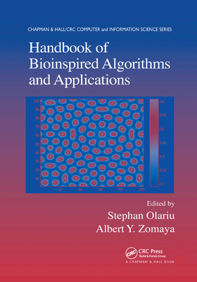 Handbook of Bioinspired Algorithms and Applications-cover