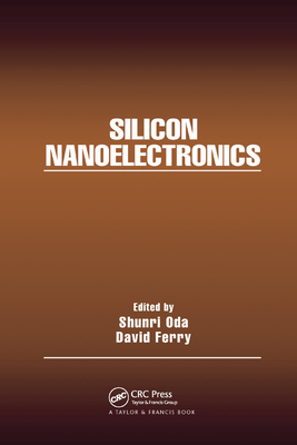 Silicon Nanoelectronics-cover