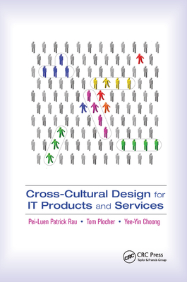Cross-Cultural Design for It Products and Services-cover