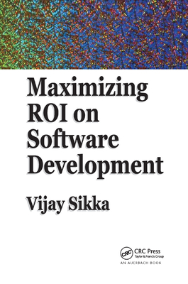 Maximizing Roi on Software Development-cover