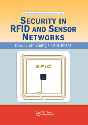 Security in RFID and Sensor Networks (Wireless Networks and Mobile Communications)-cover