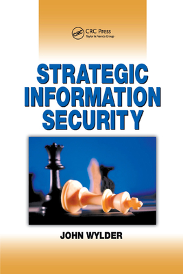 Strategic Information Security-cover