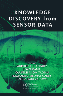 Knowledge Discovery from Sensor Data-cover