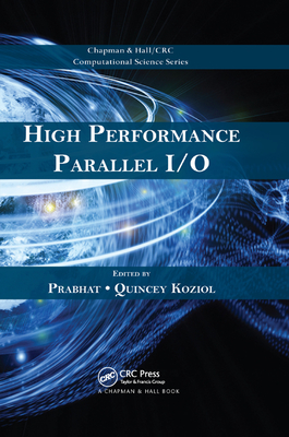 High Performance Parallel I/O-cover