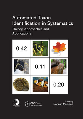 Automated Taxon Identification in Systematics: Theory, Approaches and Applications-cover