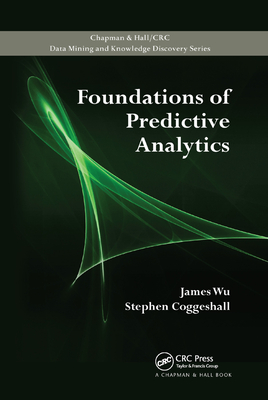 Foundations of Predictive Analytics-cover