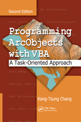 Programming Arcobjects with VBA: A Task-Oriented Approach, Second Edition-cover