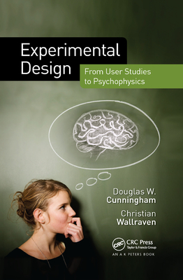 Experimental Design: From User Studies to Psychophysics-cover