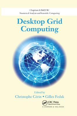 Desktop Grid Computing-cover