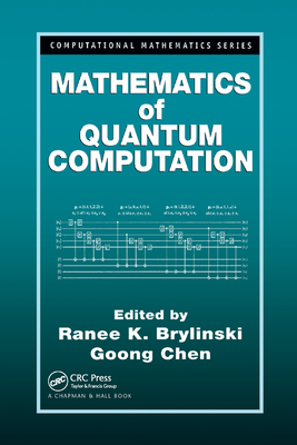 Mathematics of Quantum Computation-cover