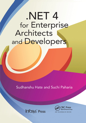 .Net 4 for Enterprise Architects and Developers-cover