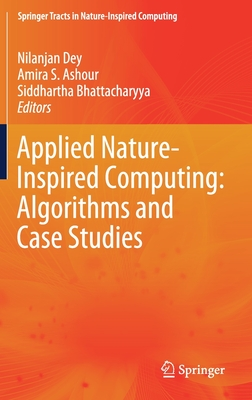 Applied Nature-Inspired Computing: Algorithms and Case Studies-cover