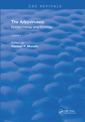 The Arboviruses: Epidemiology and Ecology-cover