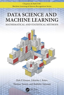 Data Science and Machine Learning: Mathematical and Statistical Methods-cover