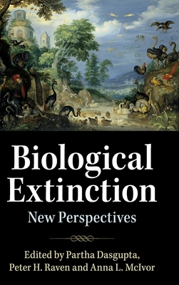 Biological Extinction: New Perspectives-cover