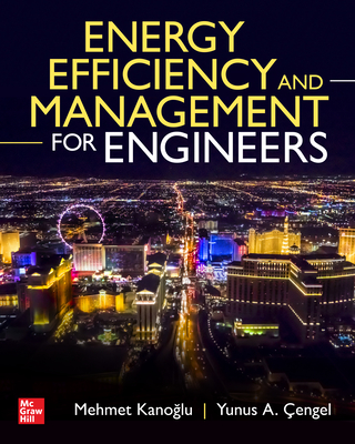 Energy Efficiency and Management for Engineers-cover