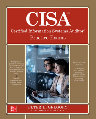 CISA Certified Information Systems Auditor Practice Exams-cover