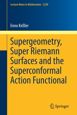 Supergeometry, Super Riemann Surfaces and the Superconformal Action Functional-cover