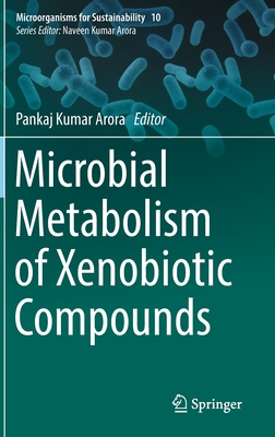 Microbial Metabolism of Xenobiotic Compounds-cover
