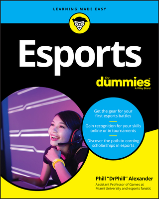 Esports for Dummies-cover
