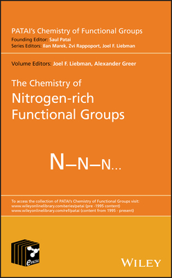 The Chemistry of Nitrogen-Rich Functional Groups-cover