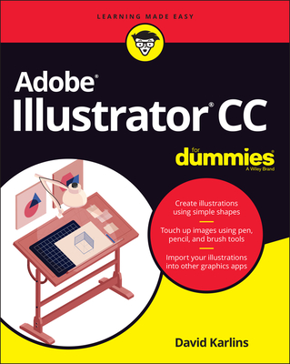 Adobe Illustrator CC for Dummies-cover