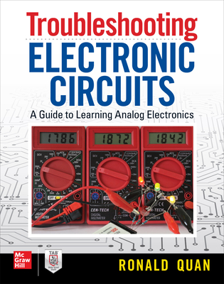 Troubleshooting Electronic Circuits: A Guide to Learning Analog Electronics-cover