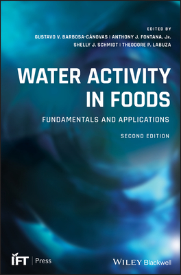 Water Activity in Foods: Fundamentals and Applications-cover