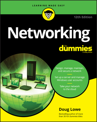 Networking for Dummies-cover