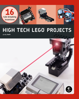 High-Tech Lego-cover