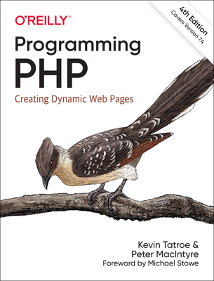 Programming PHP: Creating Dynamic Web Pages 4/e-cover