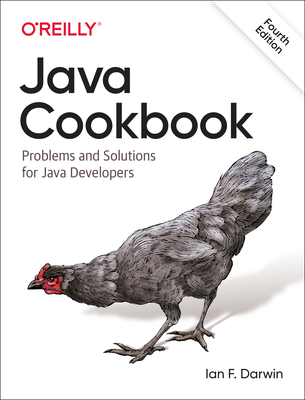 Java Cookbook: Problems and Solutions for Java Developers 4/e-cover