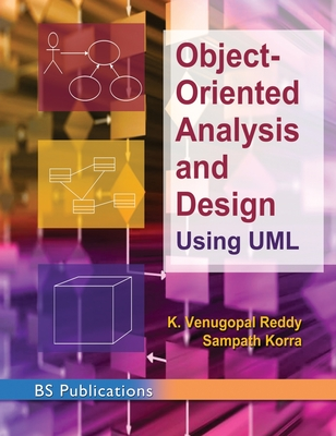 Object -Oriented Analysis and Design Using UML-cover