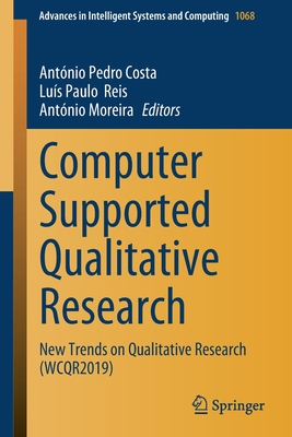 Computer Supported Qualitative Research: New Trends on Qualitative Research (Wcqr2019)-cover