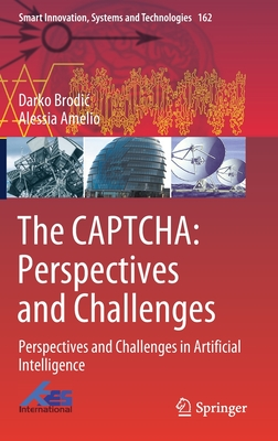 The Captcha: Perspectives and Challenges: Perspectives and Challenges in Artificial Intelligence-cover