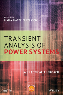 Transient Analysis of Power Systems: A Practical Approach-cover