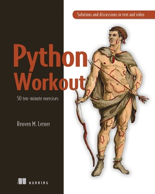 Python Workout: 50 Essential Exercises-cover