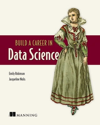 Build a Career in Data Science-cover