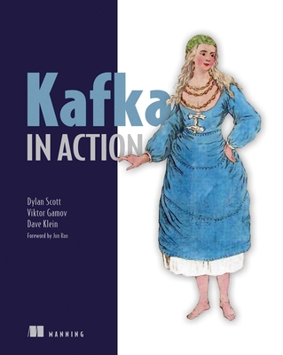 Kafka in Action-cover