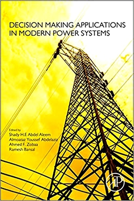 Decision Making Applications in Modern Power Systems-cover