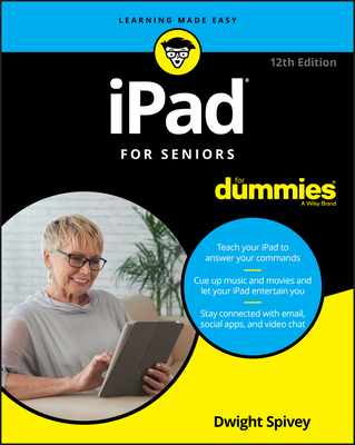 iPad for Seniors for Dummies-cover