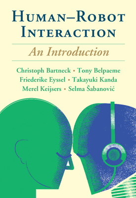 Human-Robot Interaction: An Introduction-cover