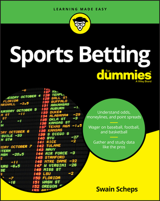 Sports Betting for Dummies-cover