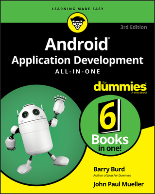 Android Application Development All-In-One for Dummies-cover