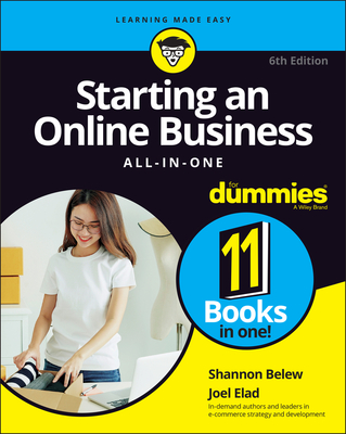 Starting an Online Business All-In-One for Dummies-cover