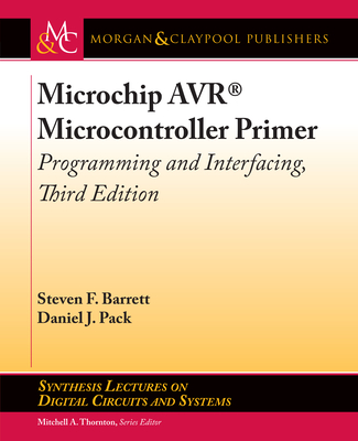 Microchip AVR(R) Microcontroller Primer: Programming and Interfacing, Third Edition-cover