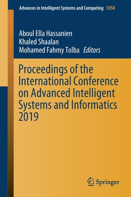 Proceedings of the International Conference on Advanced Intelligent Systems and Informatics 2019-cover
