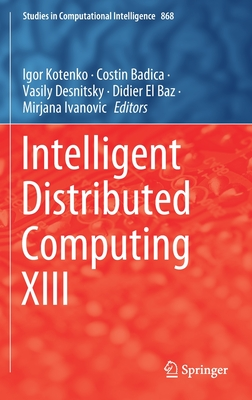 Intelligent Distributed Computing XIII-cover