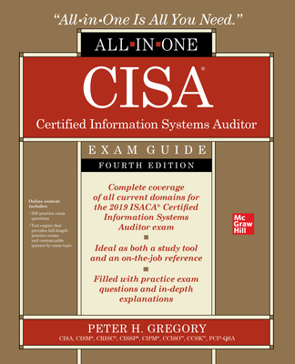 CISA Certified Information Systems Auditor All-In-One Exam Guide, Fourth Edition-cover